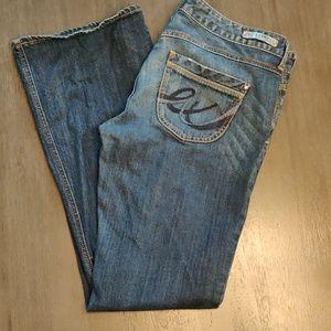 Women's 10 R Express Jeans